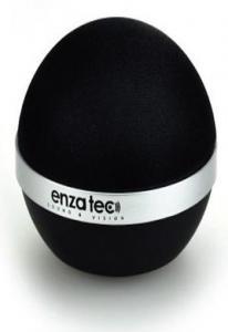 Спикер Enzatec SP101BK черный, портативный, 2W, USB/3.5мм джек, аккум