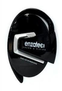Наушники Enzatec EP201BK черные, клипсы, открытые, 20-20000Hz, шнур 1,3м, сумочка