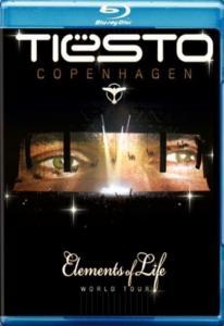 Tiesto Copenhagen Elements of life (2 Blu-ray)