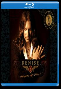 Benise Nights of Fire (Blu-ray)