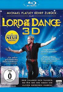 Mchael Flatley Returns as Lord of the Dance 3D (Blu-ray 50GB)