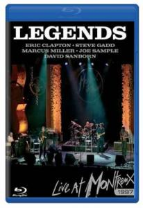 Legends Live At Montreux (Blu-ray)