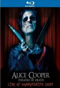 Alice Cooper Theatre of death Live at hammersmith 2009 (Blu-ray)