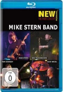 Mike Stern Band New Morning The Paris Concert (Blu-ray)