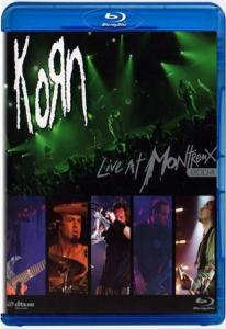 Korn Live Montreux 2004 (Blu-ray)