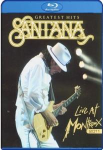 Santana Greates hits Live at Montreux 2011 (Blu-ray)