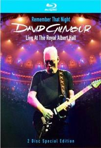 David Gilmour (Remember That Night / Live from the Royal Albert Hall) (2 Blu-ray)