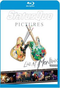 Status Quo Pictures Live In Montreux (Blu-ray)
