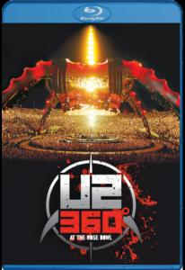 U2 360 At The Rose Bowl (Blu-ray)