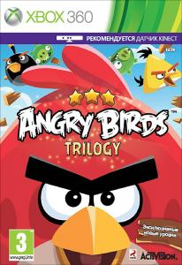 Angry Birds Trilogy (Xbox 360 / Xbox 360 Kinect)