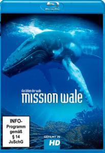 Миссия к китам (Blu-ray)