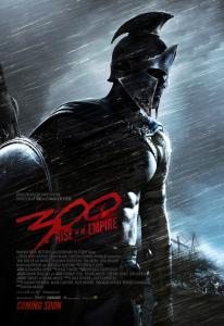 300 спартанцев Расцвет империи (Blu-ray)