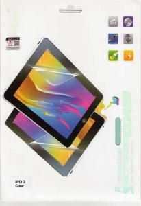 Защитная пленка Rinco для iPad 2,3 Глянцевая