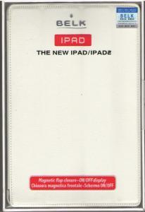 Чехол belk для ipad Magnetic Flap Closure для iPad / iPad 2 / iPad3