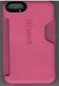 Чехол Speck CandyShell для iPhone 5 Розовый Уценка