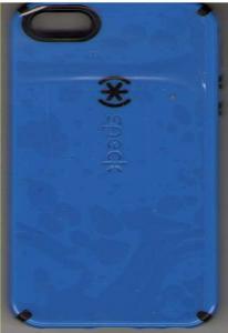 Чехол Speck CandyShell для iPhone 5 Синий Уценка