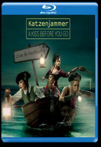 Katzenjammer A Kiss Before You Go Live in Hamburg (Blu-ray)
