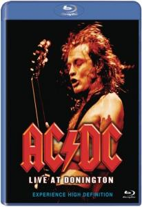 AC DC Live at Donington (Blu-ray)