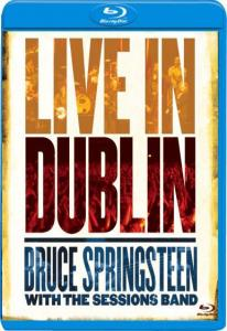 Bruce Springsteen with the Sessions Band Live in Dublin (Blu-ray)