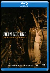 John Legend Live At The House Of Blues (Blu-ray)