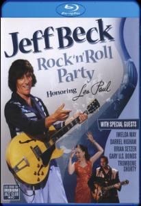 Jeff Beck Rock n Roll Party (Honoring Les Paul) (Blu-ray)