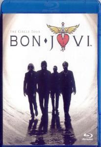 Bon Jovi The Circle Tour (Blu-ray)