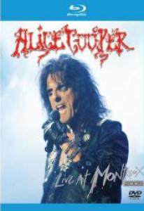 Alice Cooper Live in montreux (Blu-ray)