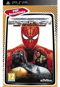 Spiderman Web of Shadows Essentials (PSP)