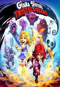 Giana sisters Twisted Dreams (PC DVD)