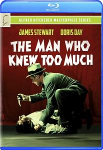 Человек который слишком много знал (Blu-ray)