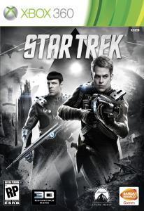Star Trek The Game (Xbox 360)