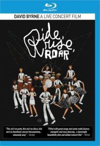 David Byrne Ride Rise Roar (Blu-ray)