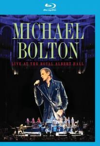 Michael Bolton Live at the Royal Albert Hall (Blu-ray)