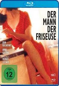 Муж парикмахерши (Blu-ray)