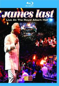 James Last  Live At The Royal Albert Hall (Blu-ray)