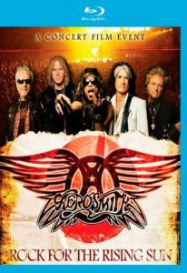 Aerosmith Rock for the Rising Sun (Blu-ray)