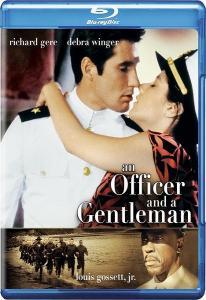 Офицер и джентльмен (Blu-ray)