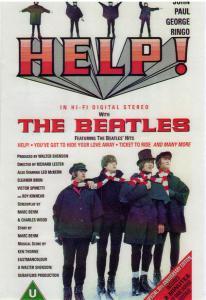The Beatles Help (The Beatles На помощь)