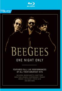 Bee gees One Night Only (Blu-ray)