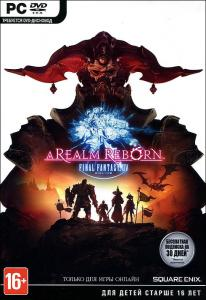 Final Fantasy XIV A Realm Reborn (DVD-BOX)