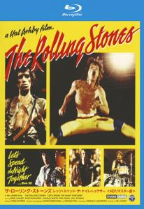 The Rolling Stones Lets spend the night together (Blu-ray)