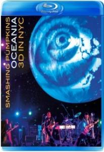 The Smashing Pumpkins Oceania 3D in NYC (Blu-ray 50GB)
