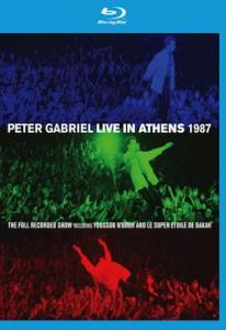 Peter Gabriel Live In Athens (Blu-ray)