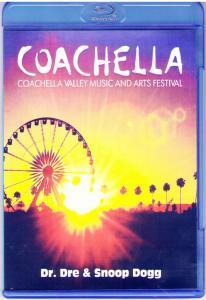 Coachella Dr Dre and Snoop Dogg 2012 (Blu-ray)