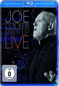 Joe Cocker Fire it Up Live (Blu-ray)