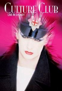 Culture Club Live in Sydney