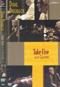 Dave Brubeck Take five in a Quartet