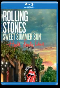 The Rolling Stones Sweet Summer Sun Hyde Park Live (Blu-ray)