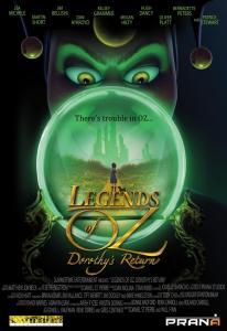 Легенды страны Оз Возвращение в Изумрудный Город (Blu-ray)
