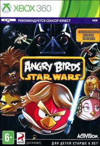 Angry Birds Star wars (Xbox 360 / Xbox 360 Kinect)